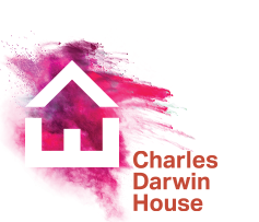 Evolve_Service_Logos_Charles_Darwin_House