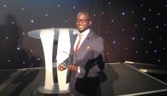 George Bageya Apprentice of the Year 2016