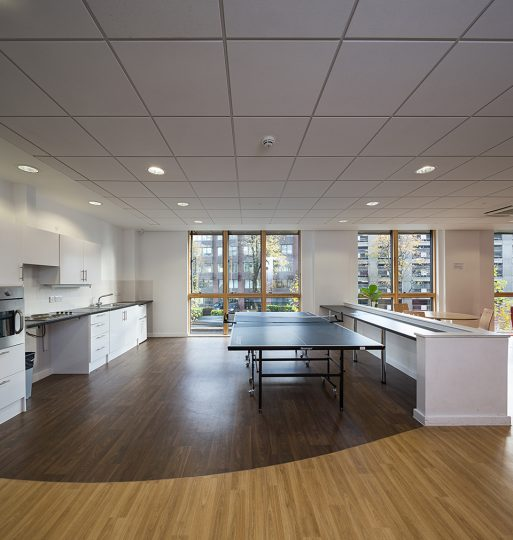 Alexandra House kitchen 2