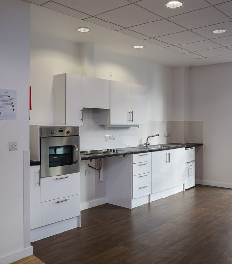 Alexandra House kitchen 1