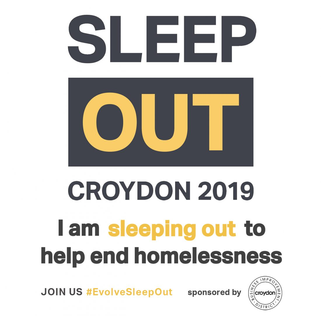 Fundraising for Sleep Out