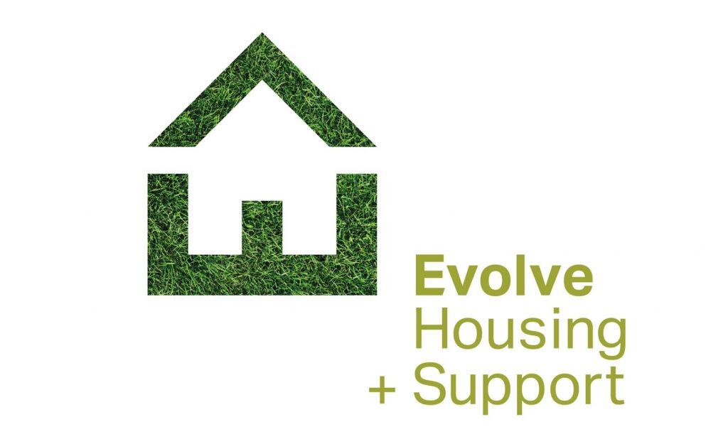 Evolve Logo Grass