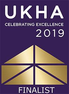 UKHA 2019 Finalist logo